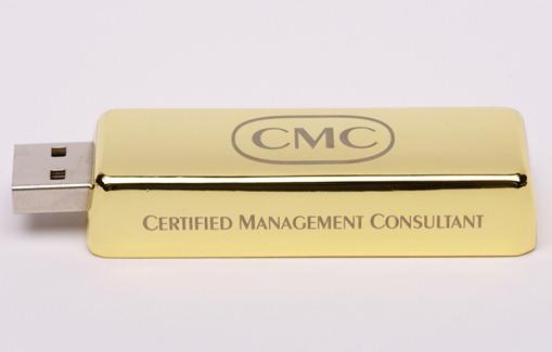 CMC-Aufkleber rund